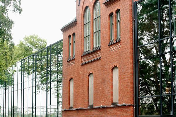 Om- och tillbyggnad av Philska skolan i kvarteret Lammet i Norrköping.
